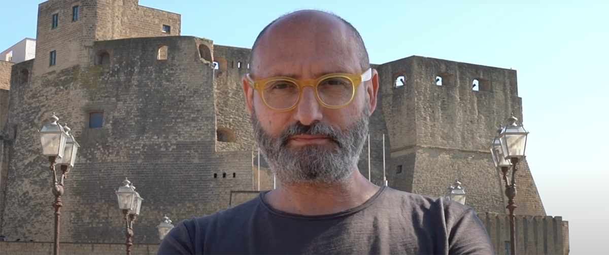"frame da ""DENTRO IL VUOTO"" di Gianfranco De Biasi"