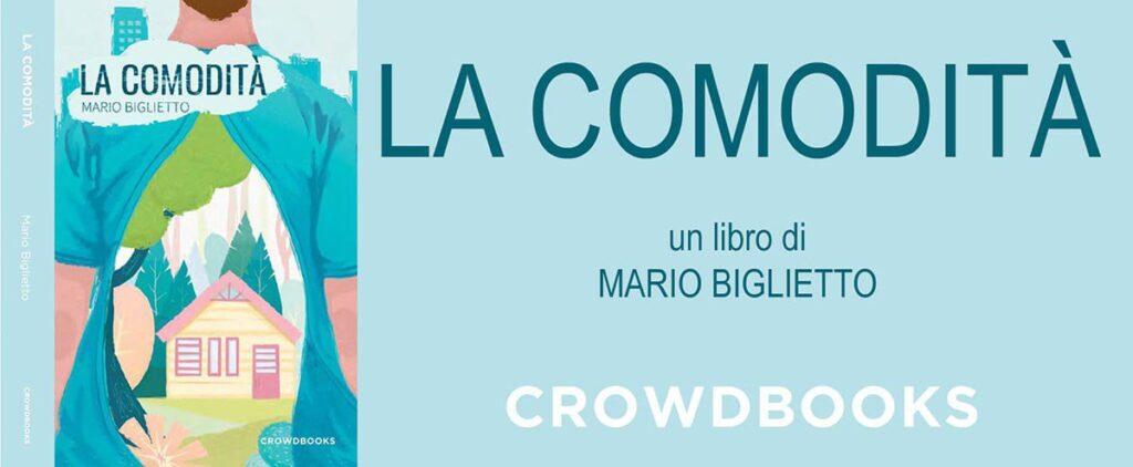 """Libro """"La Comodità"""""""